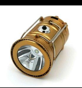 Светодиодный кемпинговый фонарь лампа