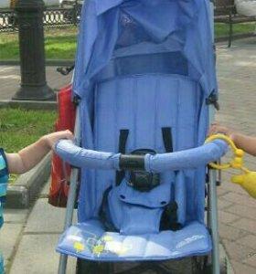 Коляска-трость baby care