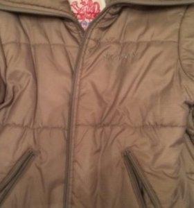 Куртка демисезонная, утепленая