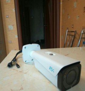 IP-камера видеонаблюдения уличная