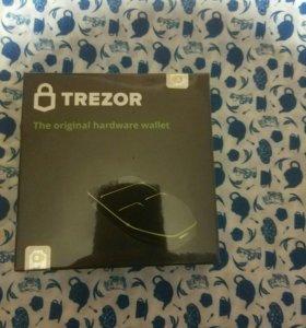 Аппаратный кошелек TREZOR