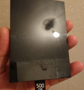 Жёсткий диск Xbox 360 500GB