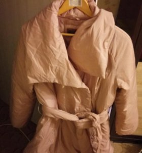 Новая Куртка женская пуховик m&s пальто