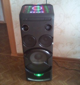 домашняя аудио система