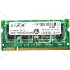 SO-dimm DDR2 400-800Mhz 512Mb