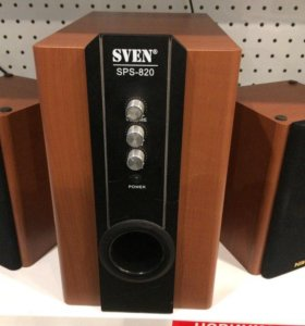 Аккустика SVEN SPS-820