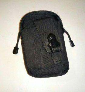 Тактическая Сумка подсумок на пояс или на рюкзак