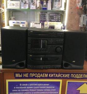 Музыкальный центр JVC