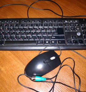 Мышь+клавиатура