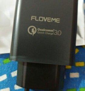 Быстрая зарядка Floveme QC 3.0