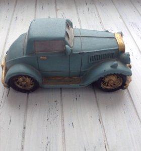 Копилка Ретро-автомобиль