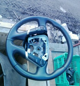 Руль на Nissan Teana J32