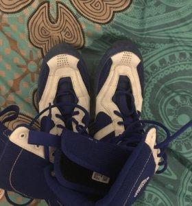 Боксёрские кроссовки .