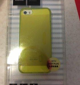 Чехол для iPhone SE / 5 / 5s