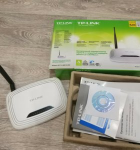 Wi-Fi роутер TP-Link