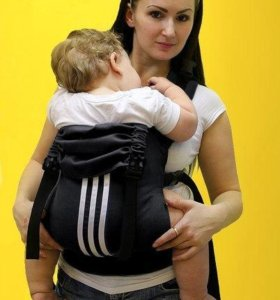 Слинг-рюкзак (эрго-рюкзак)