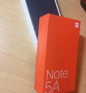 Телефон сотовый Xiaomi Redmi Note 5A