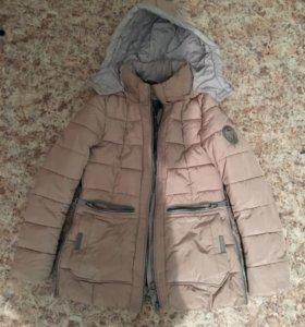 Куртка зима-весна-осень!!