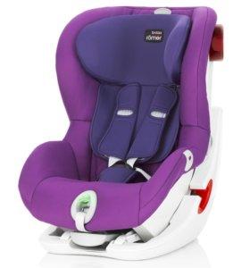 Новое Romer britax king 2 mineral purple