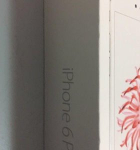 Rose Golde 6Pluse Apples IPhone