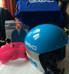 Горнолыжный шлем briko vulkano FIS 6.8 (56 размер)