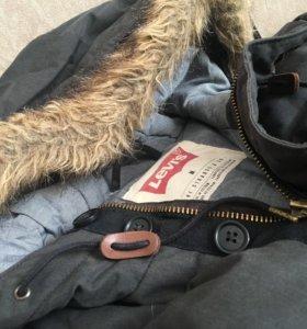Куртка зимняя levis