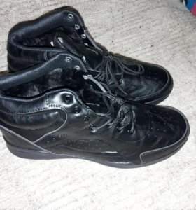 Ботинки мужские зима 45