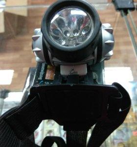 Светодиодный фонарик 10 диодов