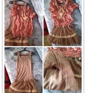 Новое платье 42-46