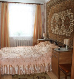 Квартира, 3 комнаты, 53 м²