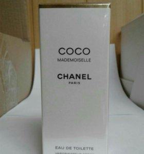 Coco Mademoiselle Eau de toilette Chanel, 50 мл.