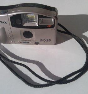 Пленочный фотоаппарат Pentax PC-55