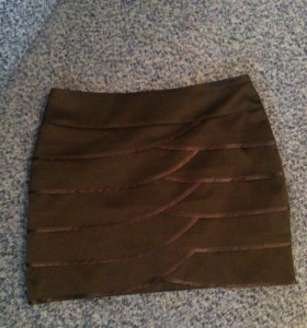 Новая мини юбка