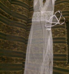 Сорочка с трусиками