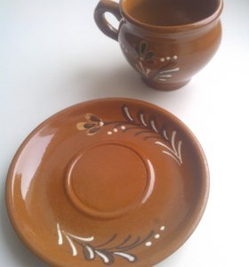 Сувенирная чайная пара