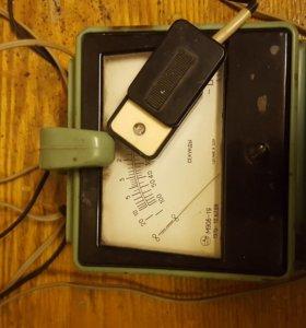 Фотоэкспонометр для мокрой фотопечати Фотон 1М