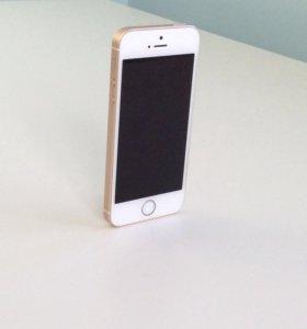 iPhone SE 64Gb Gold гарантия обмен