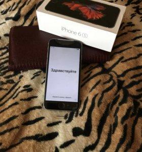 Продам iPhone 6S/16