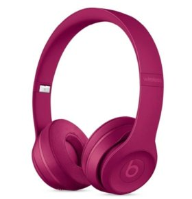 Beats solo 3 ( brick red)