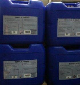 Гидравлическое масло Hydraulic HVLP 46 20 л