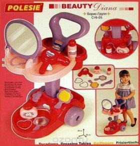 Детский набор для маленьких принцесс 🧝🏻♀️