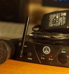 Микрофон AKG mini pro 40