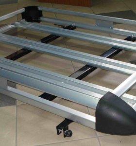 Багажник на крышу алюминиевый