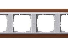 Нов. рамку GIRA Event Opaque, арт.021459