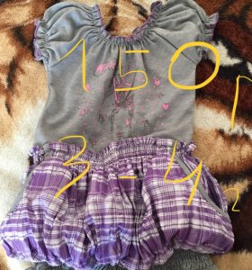 Шорты,платье,футболка,спортивный костюм на девочку
