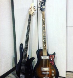 Бас-гитара «Урал»