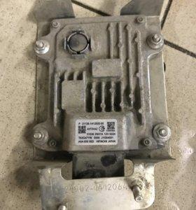 Контроллер АКПП ВАЗ 21126-1412020-00 HITACHI