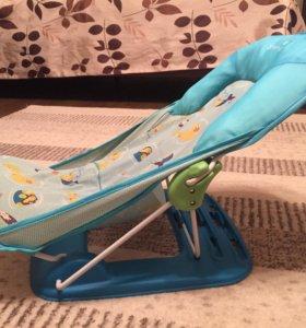 Лежак для купания малышей