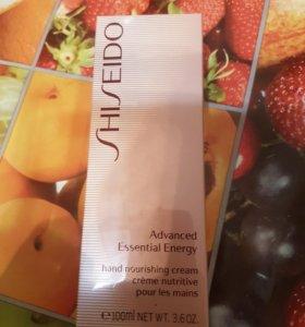 Shiseido питательный крем для рук