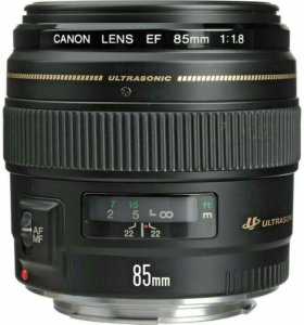 Canon EF 85 mm 1.8